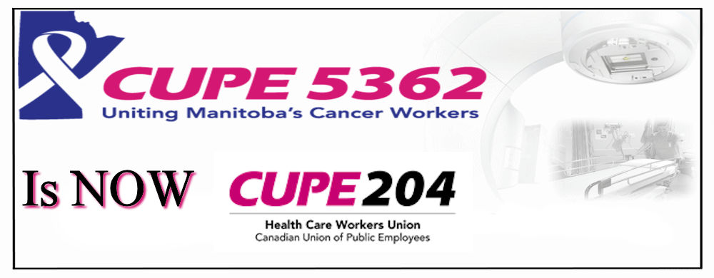 CUPE Local 5362